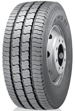 Anvelope camioane Kumho KWS01 ( 315/70 R22.5 154/150L 18PR ) foto mare