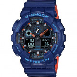 Ceas barbatesc Casio G-Shock GA-100L-2AER, Sport