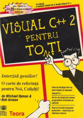 Visual C++ 2 pentru toti foto