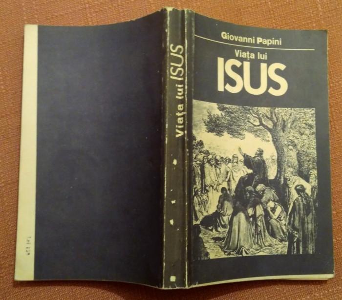 Viata Lui Isus - Giovanni Papini foto mare