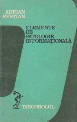 Elemente de patologie informationala foto