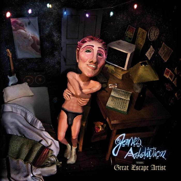 Jane s Addiction The Great Escape Artist (cd) foto mare