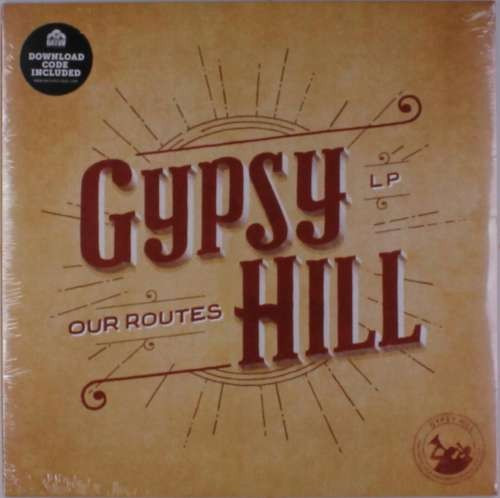 Gyspsy Hill - Our Routes ( 1 VINYL ) foto mare