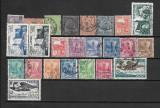 Lot timbre colonii Franceze, Stampilat