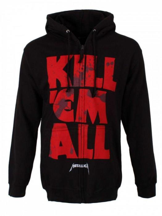 Hanorac Metallica - Mutated Kill em All foto mare