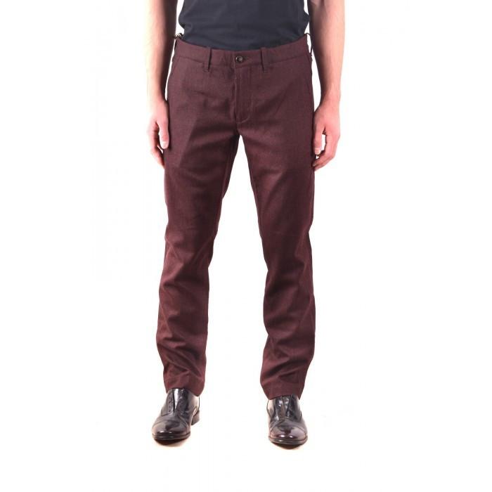 Pantaloni Barbati Jacob cohen Bordo 103090