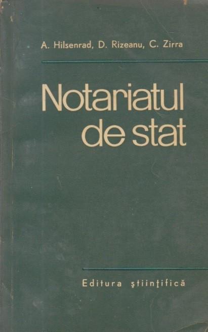 Notariatul de stat