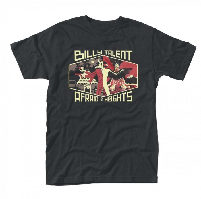 Tricou Billy Talent - Afraid of Heights