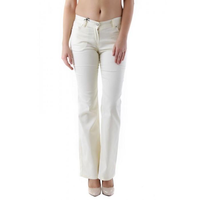 Pantaloni Dama Husky Alb 103492 foto mare