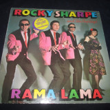 Rocky Sharpe & The Replays - Rama Lama _ vinyl,LP_Chiswick Rec.(Germania , 1979), VINIL