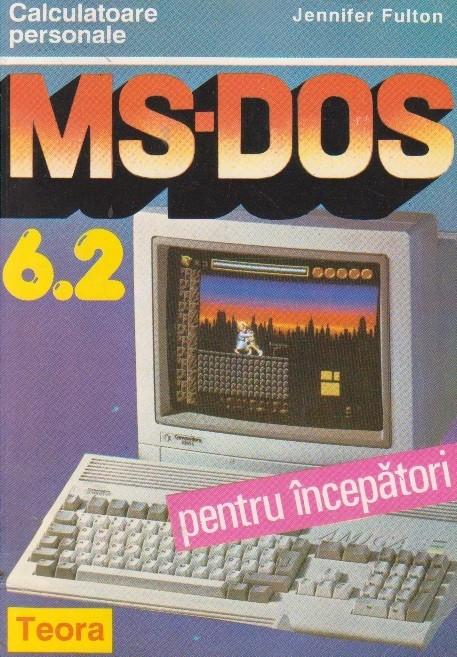 MS-DOS 6.2 pentru incepatori