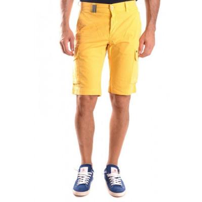 Pantaloni Scurti Barbati Mason s Galben 102855 foto