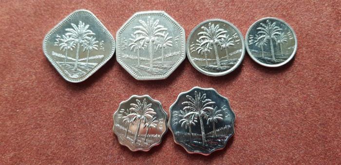 Iraq lot monede nr,2 foto mare
