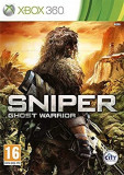 Snper Ghost Warrior - XBOX 360 [Second hand], Shooting, 18+, Multiplayer