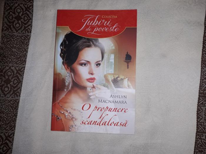 ASHLYN MACNAMARA - O PROPUNERE SCANDALOASA