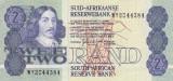 AFRICA DE SUD 2 rand 1983 AUNC!!!