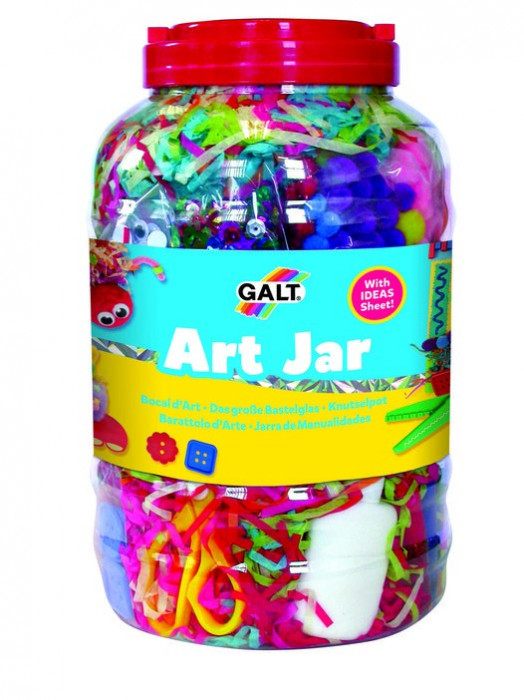 Set creativ - Art Jar foto mare