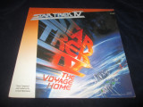Leonard Rosenman - Star Treck IV : The Voyage Home _ vinyl,LP _ MCA(SUA,1986)