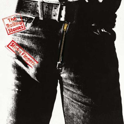 Rolling Stones Sticky Fingers 180g LP remaster 2009 (vinyl) foto