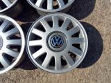 JANTE ORIGINALE VW AUDI 15 5X100, 6,5
