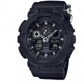 Ceas barbatesc Casio G-Shock GA-100BBN-1AER, Sport