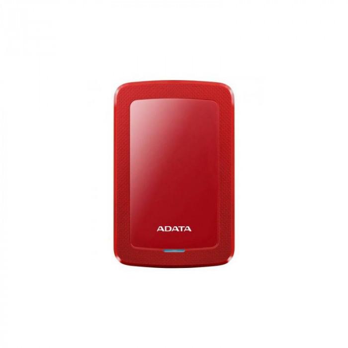 Hard disk extern ADATA Classic HV300 5TB 2.5 inch USB 3.1 Red