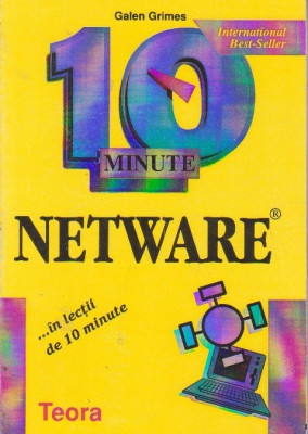 Netware in lectii de 10 minute foto