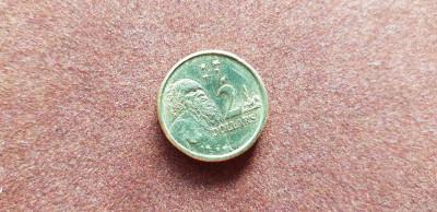 Australia 2 dolari 2016 a unc foto
