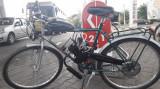 Bicicleta NOUA ACTE  Mtb 26 Cu Motor 80cc NOU ! + Montajul, 21