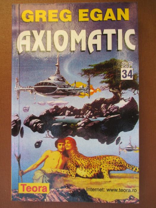 Axiomatic Greg Egan