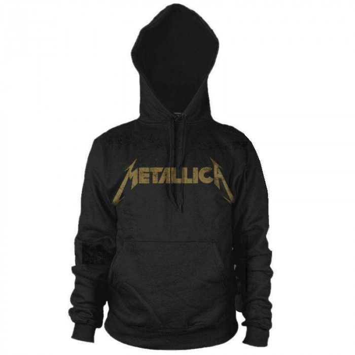 Hanorac Metallica - Hetfield Iron Cross