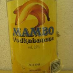 Vodka mambo vodkabanana, cl 70 gr 25 ani 90