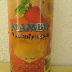 Vodka mambo vodkafragola, cl 70 gr 25 ani 90