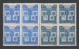 Romania.1940 Intelegerea Balcanica  bloc 4  YR.1102, Nestampilat