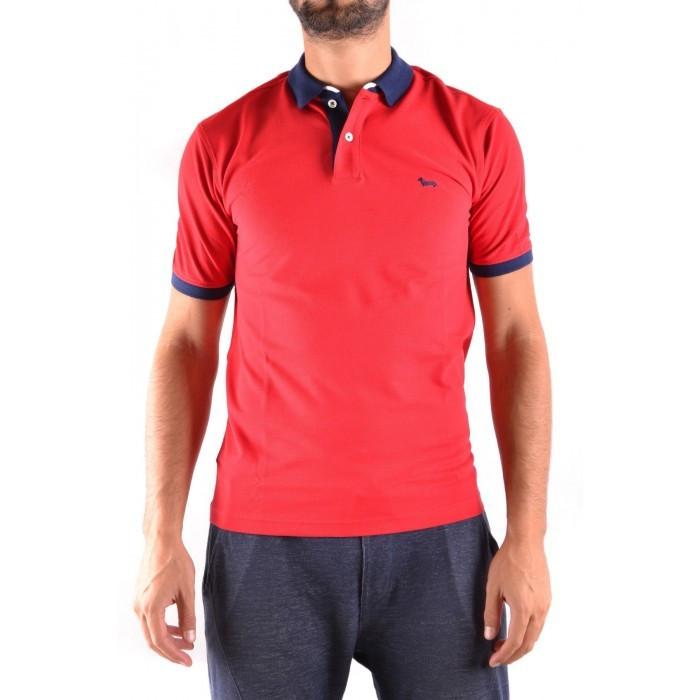 Tricou Polo Barbati Harmont&blaine Rosu 103022