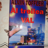 Al treilea val 318pagini- Alvin Toffler