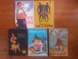 Lot 5 carti povesti Colectia Traista cu Povesti / C57P, Alta editura