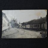 VALIUG - FRANZDORF - STRADA COMUNALA - CARTE POSTALA INTERBELICA - RESITA 1931, Circulata, Fotografie