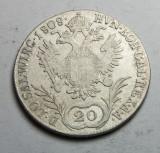 20 Kreuzer 1808 B, Europa