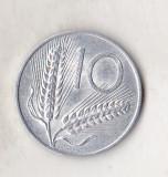 Bnk mnd Italia 10 lire 1956, Europa