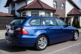 Autoturism BMW 320 D,  an fabricatie 2007, inmatriculat, cutie automata, Seria 3, Motorina/Diesel
