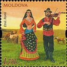 MOLDOVA 2018, Costume populare, serie neuzata, MNH