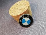 Sticker BMW buton multimedia fashion personalizare masina tuning