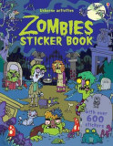 Zombies Sticker Book, Paperback