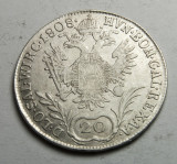 20 Kreuzer 1808 A, Europa