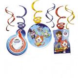 6 Spirale decorate Yo-kai Watch Party