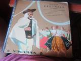 Vinil krutnava mapa 3 discuri orchestra din bratislava d1, Supraphon