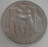 SAN MARINO KM#53 - 5 Lire 1976 UNC, Europa