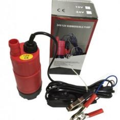 Pompa submersibila electrica transfer combustibil YB-20 12V