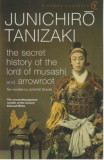 Secret History Of The Lord Of Musashi, Paperback